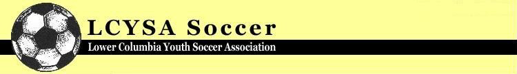 Lower Columbia Youth Soccer Assoc banner